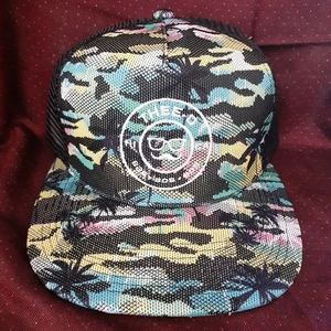 Thee-O Tropical Glow Trucker